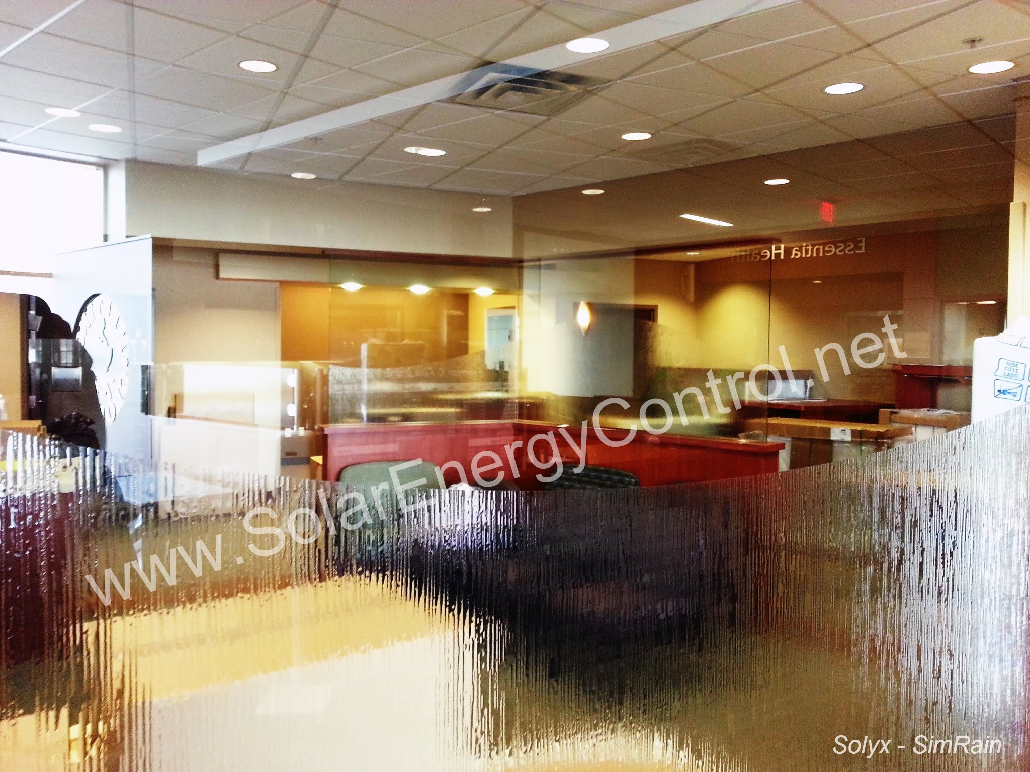 Decorative window film and custom graphics can meet your for Home design jamestown nd